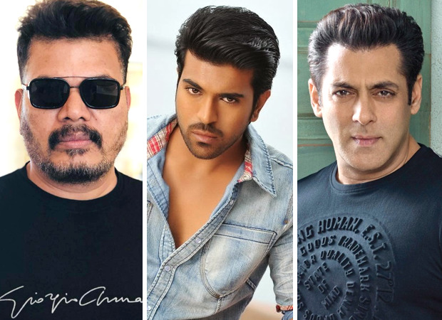 SCOOP: Shankar and Ram Charan keen to get Salman Khan on board RC 15 to play a no-nonsense cop