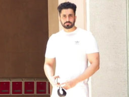 Sunny Singh spotted at Juhu