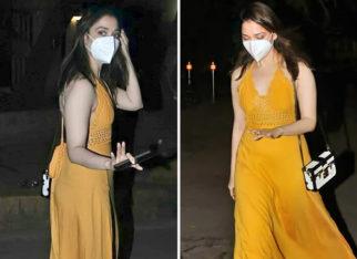 Tamannaah Bhatia sets the summer vibe and radiates in bright yellow maxi dress