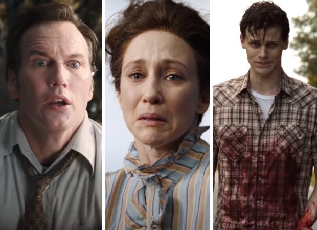 The Conjuring: The Devil Made Me Do It first trailer starring Patrick Wilson & Vera Farmiga gives glimpse of bloody trial of Arne Cheyenne Johnson