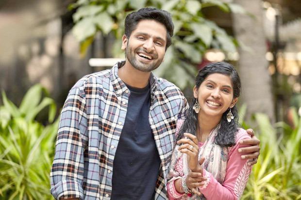 Vaibhav Tatwawaadi and Anjali Patil wrap up the shoot of their next romantic feature film