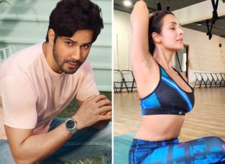 Varun Dhawan shares Malaika Arora's breathing exercises tutorial says it is really helpful