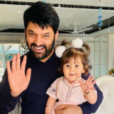 Kapil Sharma reveals the name of his baby boy while responding to Neeti Mohan on Twitter
