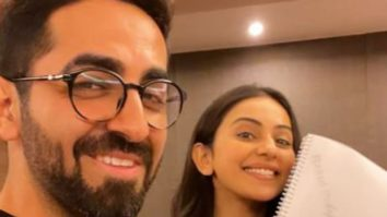 Ayushmann Khurrana and Rakul Preet Singh start reading sessions for Doctor G