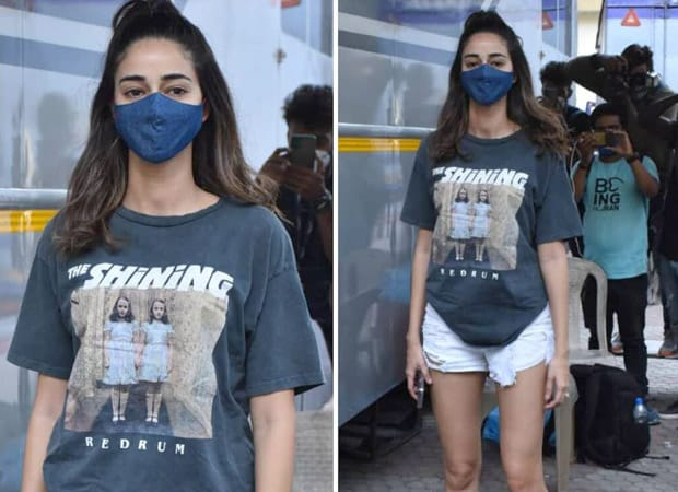 Ananya Panday in Chunky sneakers is the look everyone can get behind