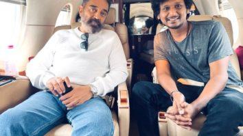 After testing COVID-19 negative, Lokesh Kanagaraj commences Vikram shoot with Kamal Haasan