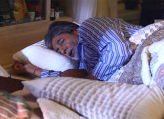 Amitabh Bachchan shares a picture of him sleeping with a brief note for his extended family