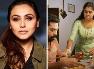 Rani Mukherji says The Great Indian Kitchen is one of the greatest Indian films made in recent times
