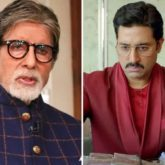 Amitabh Bachchan shares his excitement on watching The Big Bull; says 'I am no different from any other father'