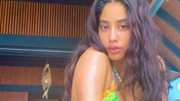 Janhvi Kapoor turns island girl in latest pictures from the Maldives