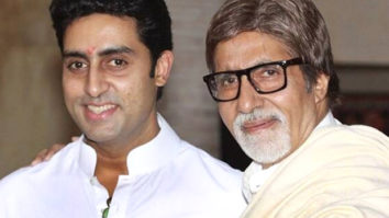 Abhishek Bachchan reveals the advice his father Amitabh Bachchan gave him when he was on the verge of giving up on acting