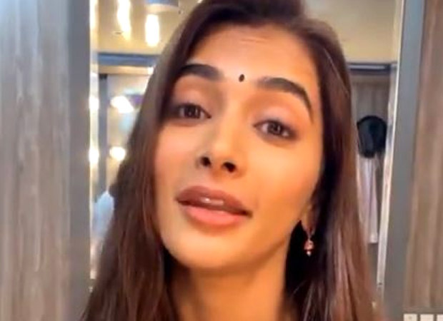 Pooja Hegde extends warm wishes to fans on the auspicious occasion of Gudi Padwa and Ugadi