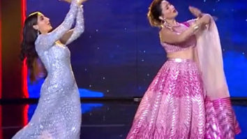 Nora Fatehi recreates the iconic Maar Daala dance number with the OG Madhuri Dixit; watch