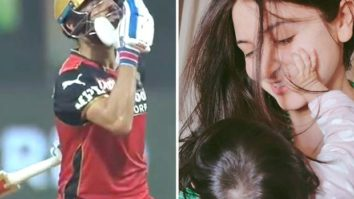 Virat Kohli's sweet gesture for his wife Anushka Sharma and daughter Vamika has the netizens in awe