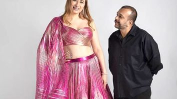 """""""Jwala is a not only a symbol of power but also pride"""" - designer Amit Aggarwal on how he created her cocktail outfit"""