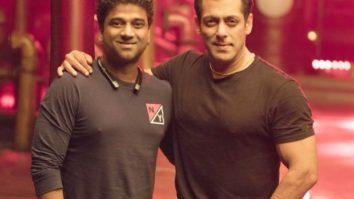 After Dhinka Chika, Salman Khan and music composer Rockstar DSP reunite for 'Seeti Maar' in Radhe