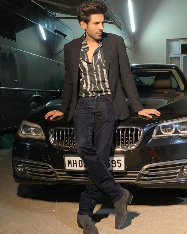 Garage Diaries: Kartik Aaryan and his cars worth Rs. 6.50 cr
