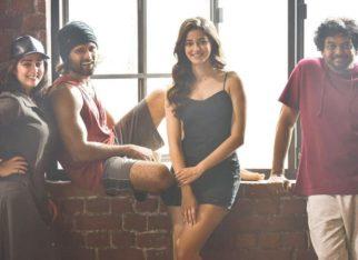 Ananya Panday and Vijay Deverakonda's Liger release postponed; will release in 2022