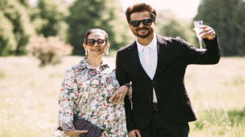 Anil Kapoor shares a beautiful post for his wife Sunita Kapoor on their 37th wedding anniversary