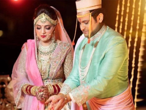 Comedian Sugandha Mishra booked for flouting COVID-19 rules during her wedding