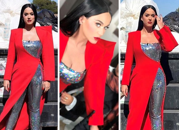 THE BRUNETTE AGAIN! KATY PERRY IMPRESSED FANS IN A ...
