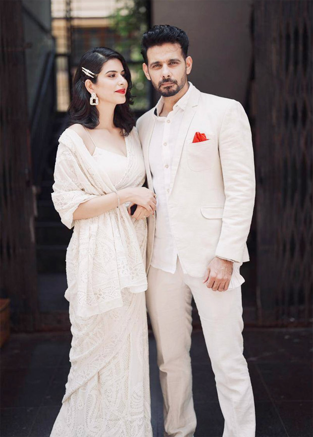 Naamkarann actor Viraf Patel ties the knot with longtime girlfriend Saloni Khanna, see pictures