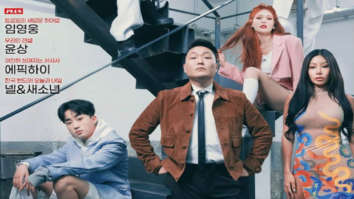 PSY, Jessi, HyunA, Dawn, Heize and D.Ark feature on the first cover of Rolling Stone Korea