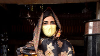 Photos: Aahana Kumra snapped at a Gurdwara in Versova