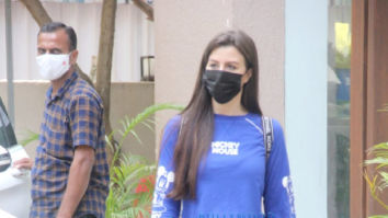 Photos: Giorgia Andriani spotted in Bandra