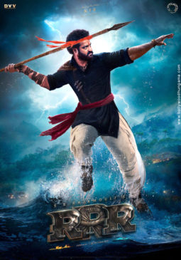 First Look Of The Movie RRR
