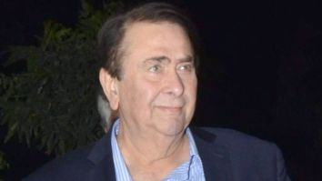 Randhir Kapoor updates on his health after being diagnosed with COVID-19, says he will be home soon