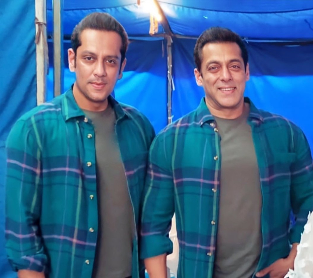 Meet Salman Khan's body double Parvez Kazi from the sets of Radhe