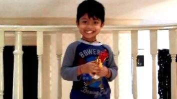 Shilpa Shetty and Raj Kundra pen heartwarming messages for their son Viaan Kundra's 9th birthday