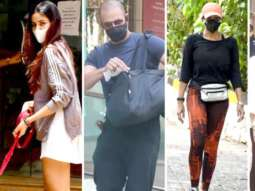 Spotted - Sonnalli Seygall, Geeta Basra, Mandira Bedi and others spotted in Bandra