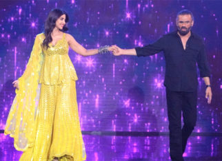 Suniel Shetty and Shilpa Shetty recreate their emotional scene from Dhadan on Super Dancer - Chapter 4