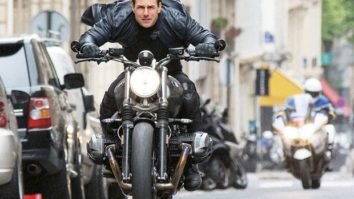 Tom Cruise reveals how he performed death-defying bike stunt in the upcoming Mission: Impossible 7