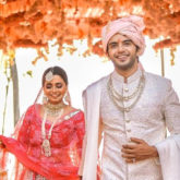 Vikram Singh Chauhan of Yeh Jaadu Hai Jinn Ka fame ties the knot with Sneha Shukla