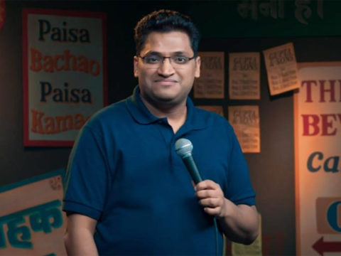 Amazon Prime Video announces Amazon Funnies Stand-Up special 'Market Down Hai' featuring Gaurav Gupta