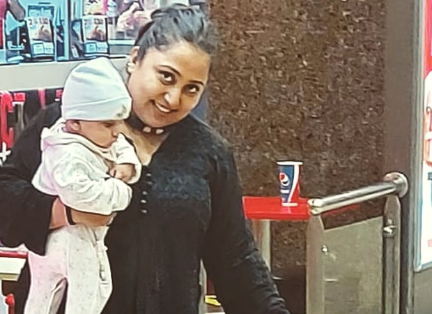 Choreographer Shabina Khan shares the first picture with her children and gives a powerful message on adoption
