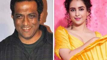 "Director Anurag Basu hails Sanya Malhotra; says, ""She has a personality that stays with you"""