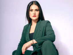 Zareen Khan says people in the film industry speak against body shaming in public but cast zero-sized girls for movies