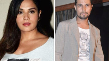 Richa Chadha reacts to the viral video of Randeep Hooda passing an offensive remark on Mayawati