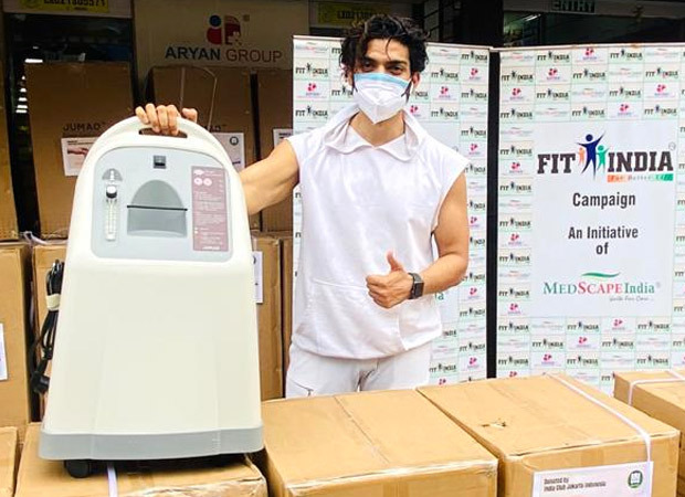 Gurmeet Choudhary organises oxygen concentrators from Indonesia to reach India and launches the Gurmeet Choudhary Foundation