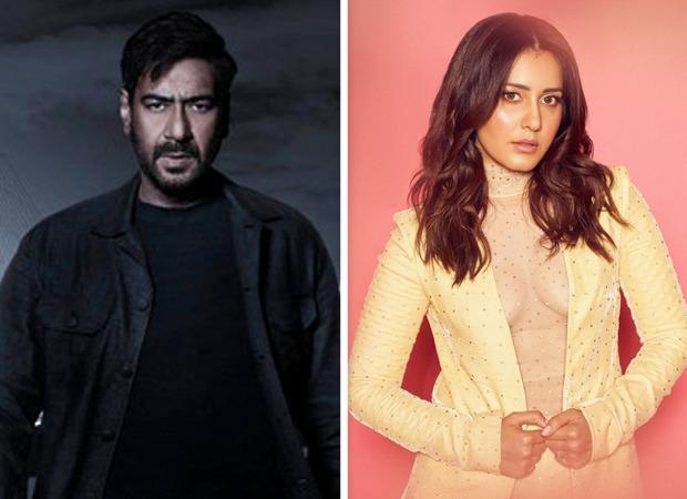 21 जुलाई से शुरू होगी अजय देवगन की रुद्र सीरीज;  साउथ एक्ट्रेस राशि खन्ना लीडिंग लेडी के रूप में नजर आएंगी