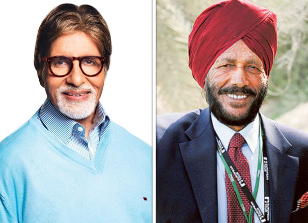 Amitabh Bachchan remembers late Milkha Singh and calls him an 'inspiration'