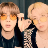 BTS' Jin and J-Hope dial-up their charm in photobooth teasersahead of 'Butter' CD single release on July 9