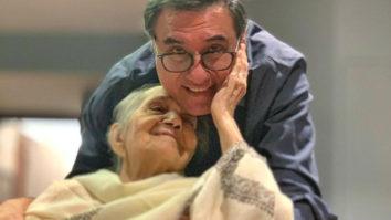 Boman Irani's motherJerbanoo Irani passes away; actor pens an emotional note