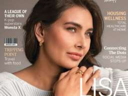 Lisa Ray On The Cover Of Femina