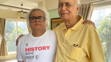Hansal Mehta pens an emotional note as his father passes away