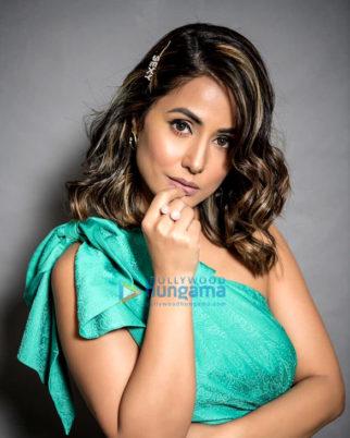 Celebrity Photo Of Hina Khan